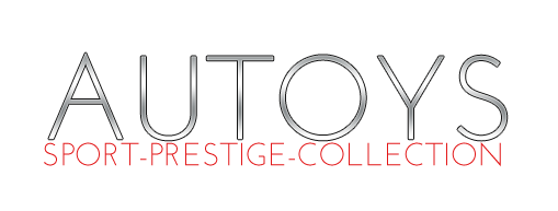 Logo Autoys / Voitures de sport, prestige et collection